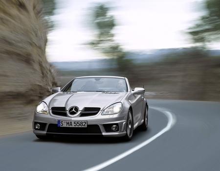2009_Mercedes-Benz_SLK%2055_AMG_4-thumb-450x350.jpg