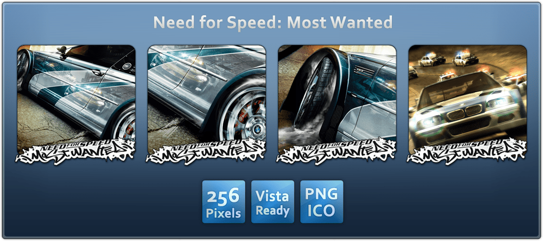 NFS_Most_Wanted_Icon_Pack_by_Th3_ProphetMan.png